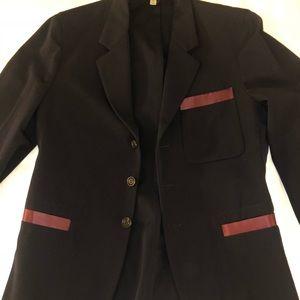 Burberry Stepney Wool Blend Blazer Size 52R/42R